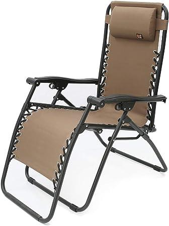 Mobilier de jardin/Petit fauteuil inclinable Chaise for la ...