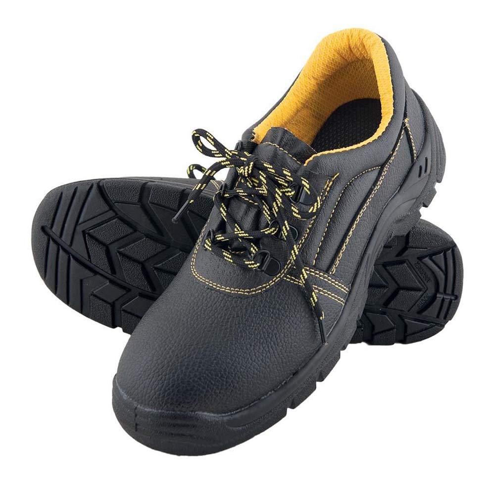 Reis Bryes-P-Ob_47 Yes - Zapatillas de trabajo (talla 47), color negro y amarillo: Amazon.es: Industria, empresas y ciencia