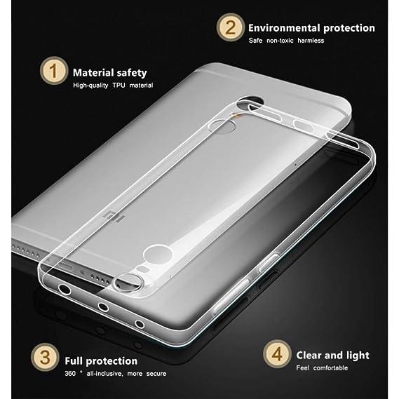 Amazon.com: LIXUANXUAN - Funda para Xiaomi Redmi 6A Note 6 ...