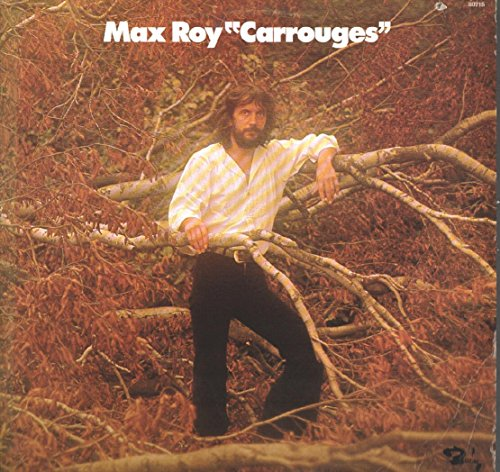 Max Roy: Carrouges LP VG+/NM Canada Barclay 80215 punchhole, 1 corner crease