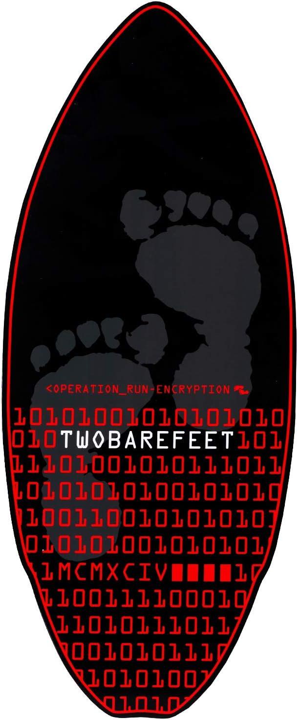 Two Bare Feet 41 Cipher Skimboard