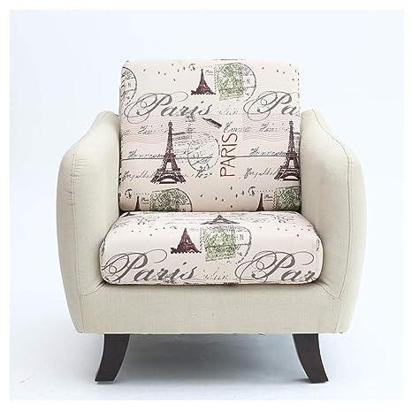 Wondrous Amazon Com Tao Single Fabric Sofa Lazy Sofa Comfortable Beatyapartments Chair Design Images Beatyapartmentscom