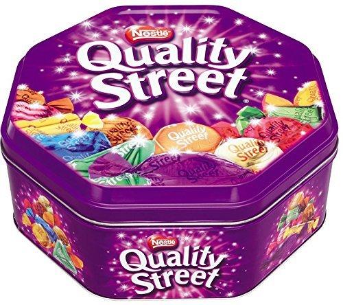 Nestle Quality Street Chocolates 900