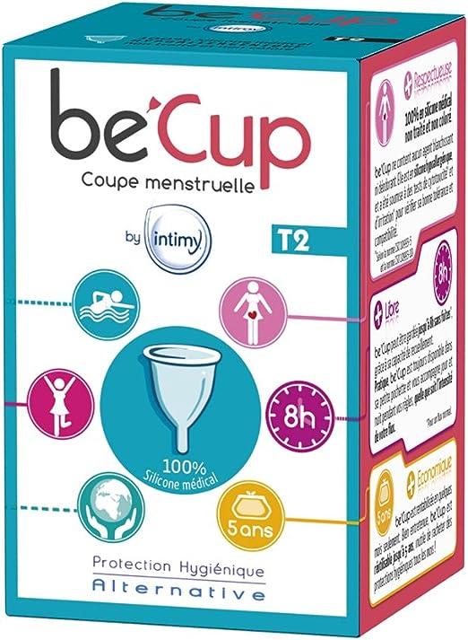 Copa menstrual becup Talla 2 None