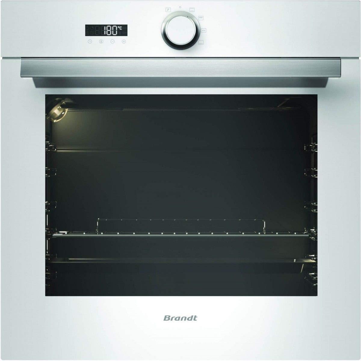 Brandt BXP6132W - Horno (Medio, Horno eléctrico, 73 L, 73 L ...