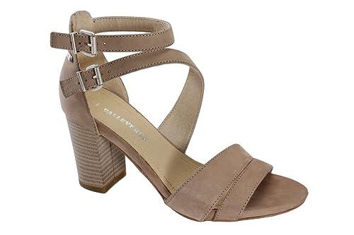 VALLEVERDE Sandalo Donna 46581  Amazon.it  Scarpe e borse 4cf582f0caa