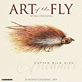 Search : Art of the Fly 2019 Wall Calendar