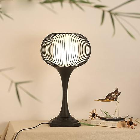 Ikea Lámpara De Noche Lámpara Moderna Minimalista Dormitorio ...