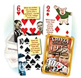 1935 Trivia Playing Cards: Great Birthday or Anniversary Gift