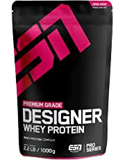 ESN Designer Whey Protein, Double Chocolate, 1 kg