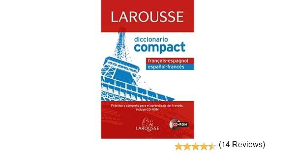 Diccionario Compact español-francés / français-espagnol Larousse ...