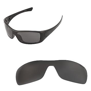 sunglasses restorer Lentes de Recambio Gris Polarizado para Oakley Antix | Cristales con Protección UVA&UVB |