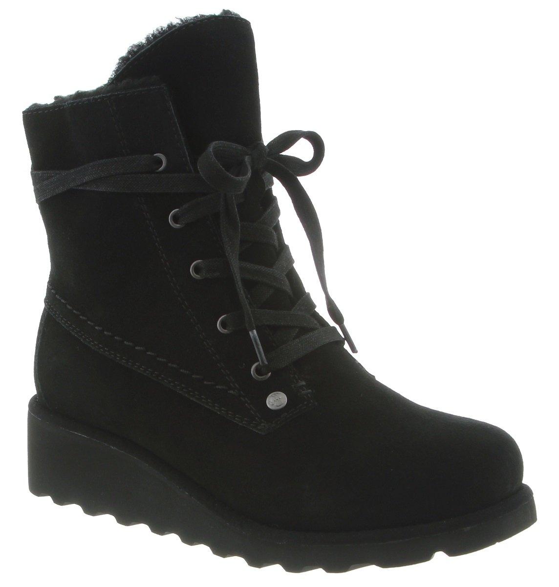 BEARPAW Women's Krista Boots B06XY8CBTX 6 B(M) US|Black Ii
