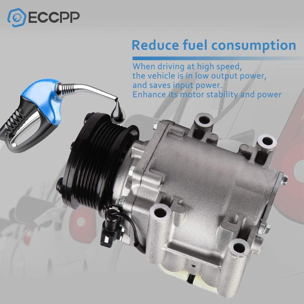 RYC Reman AC Compressor GG549 2000 2001 2002 2003 2004 2005 2006 Lincoln LS 3.9L