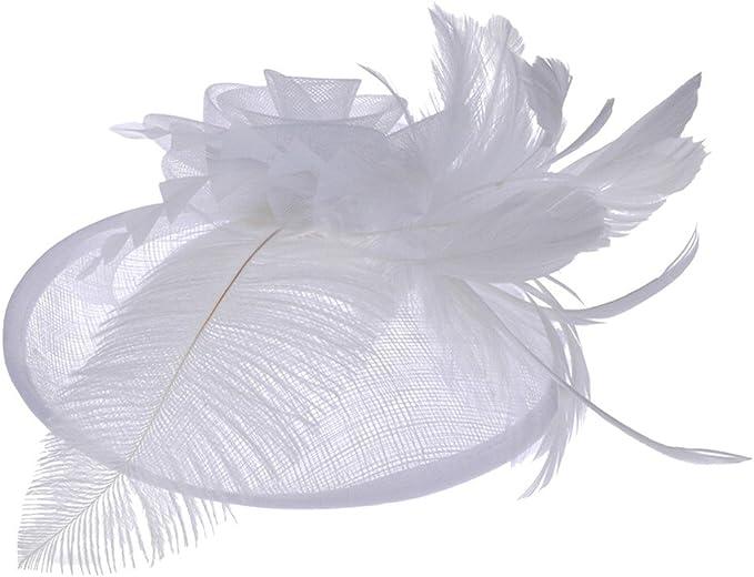 Topgrowth Cappelli Eleganti Donna Copricapo Nozze Cappello ...