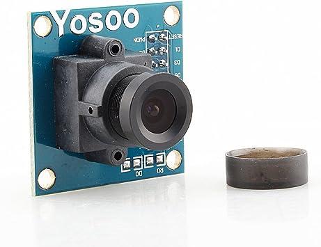 Cámara VGA OV7670 300KP módulo para arduino
