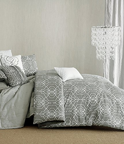 Candice Olson Loft Aviva 3-piece Comforter Set-Full/Queen