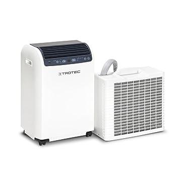 Trotec Lokales Mobiles Split Klimagerät Klimaanlage Pac 4600 Mit 43