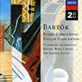 Bartók: Piano Concertos/Violin Concertos