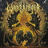 Worlds Torn Asunder by Warbringer (2011-09-27)