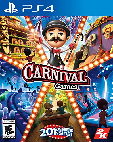 Carnival Games - PlayStation 4 (Best Playstation 2 Shooting Games)