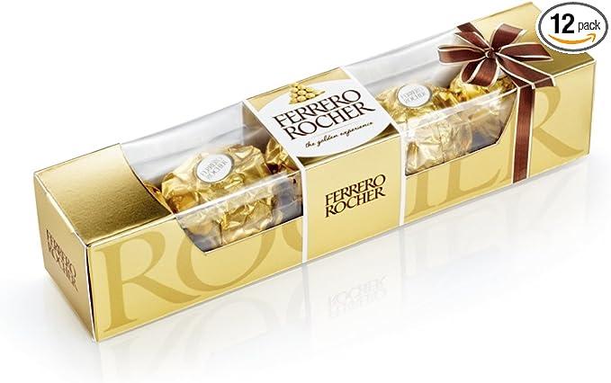 ロシェ フェレロ 海外チョコレートの定番『フェレロ・ロシェ』。美味しさと人気の秘密