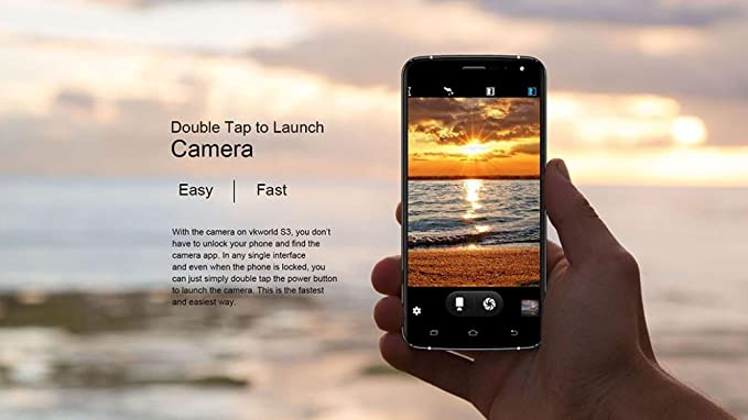 Amazon.com: Hotsale!Elevin(TM)2017New VKworld S3 3G Unlocked Smartphone Phablet 5.5 inch Android 7.0 MTK6580A Quad Core 1.3GHz 1GB RAM 8GB ROM Metal Frame ...