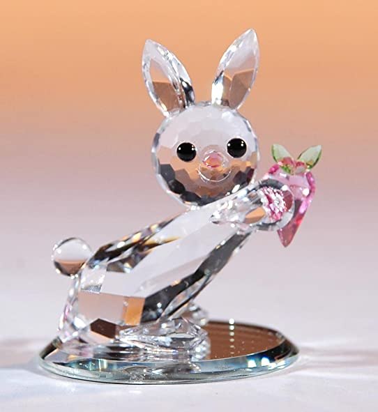 Crystal World Cute Bunny