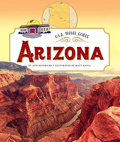 Arizona (U.S.A. Travel Guides) PDF