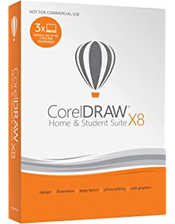Corel CA CorelDRAW Home & Student Suite 2018 for PC: Amazon