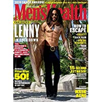 1-Year (10 Issues) of Men's Health Magazine Subscription