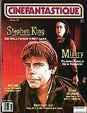 Cinefantastique Vol. 21 #4 / Stephen King Misery, James Bond, Edward Scissorhands