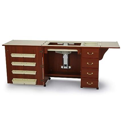Mueble para máquina de coser- Norma Jean Cereza