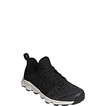 promo code 86807 7b675 Amazon.com  adidas outdoor Womens Terrex CC Voyager Sleek Parley Shoe (10 -  Black Grey  Stack o  Values