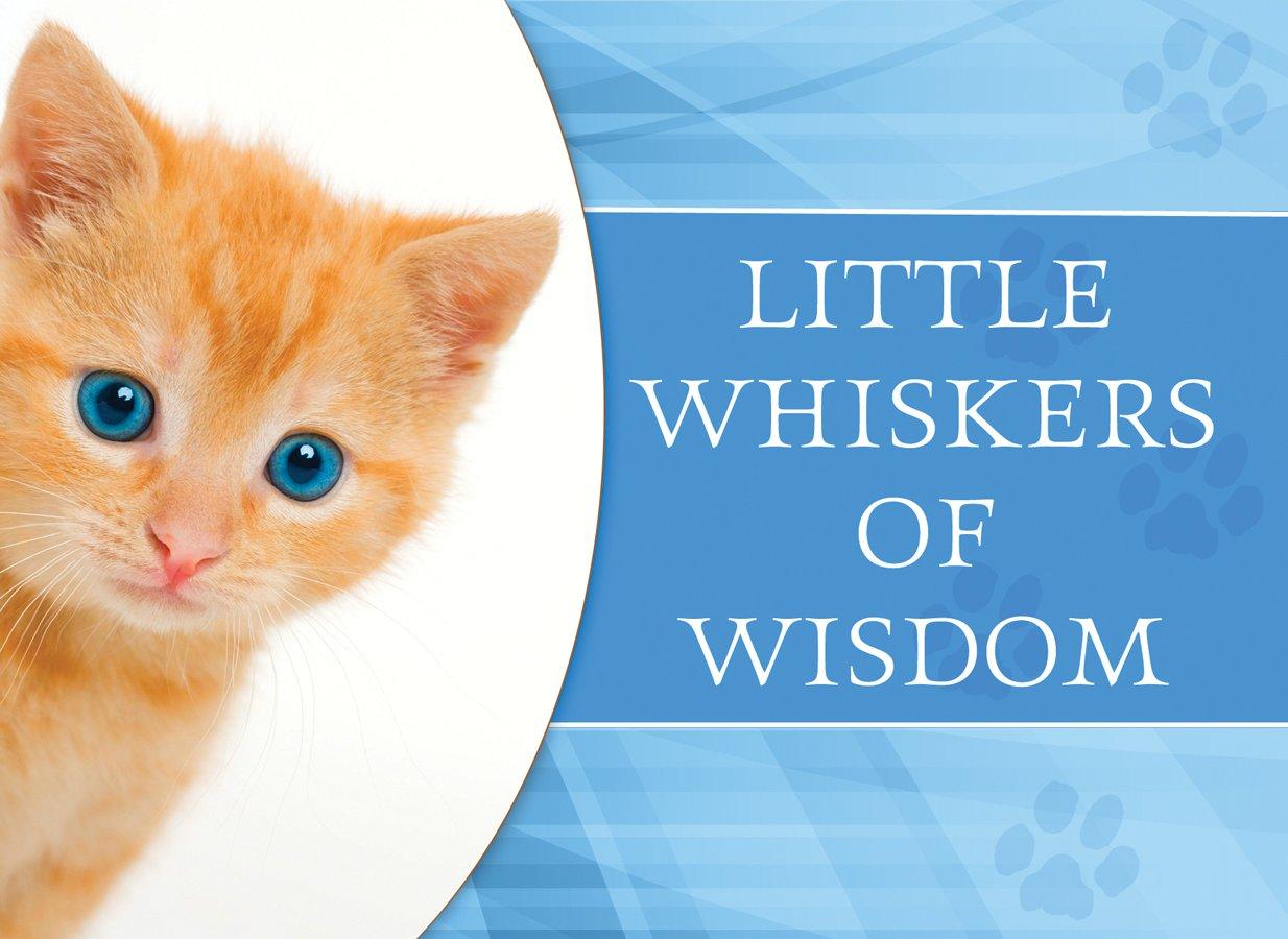 Read Online Little Whiskers Of Wisdom (LIFE'S LITTLE BOOK OF WISDOM) pdf