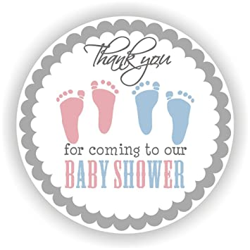 Amazon Baby Shower Stickers Baby Twins Stickers Favor