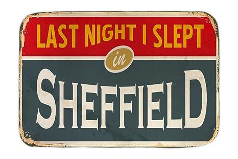 Cama Perro Viaje Cocina Sheffield Inglaterra impreso 40x60 cm