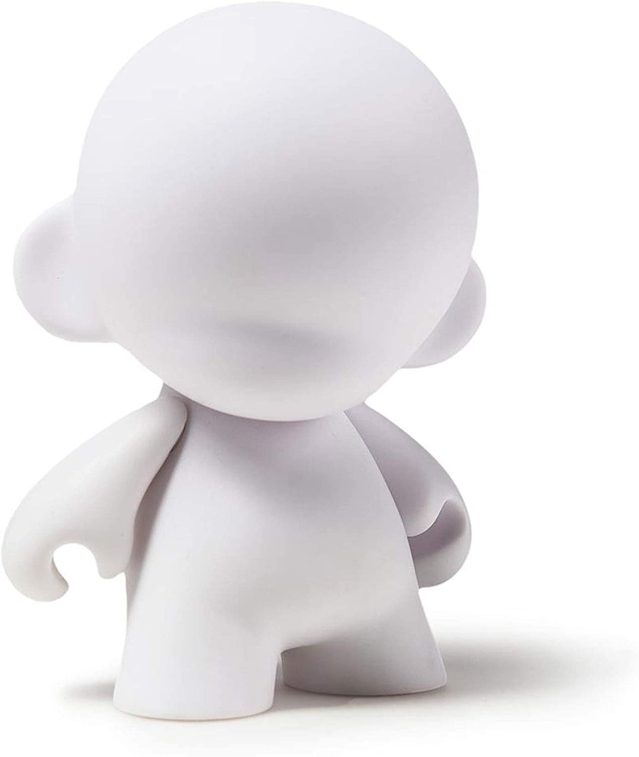 "MUNNYWORLD 7/"" MUNNY Blank Art Toy by Kidrobot"
