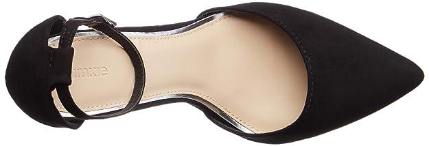 Pimkie Crw18 Openescap, Zapatos de tacón con Punta Cerrada