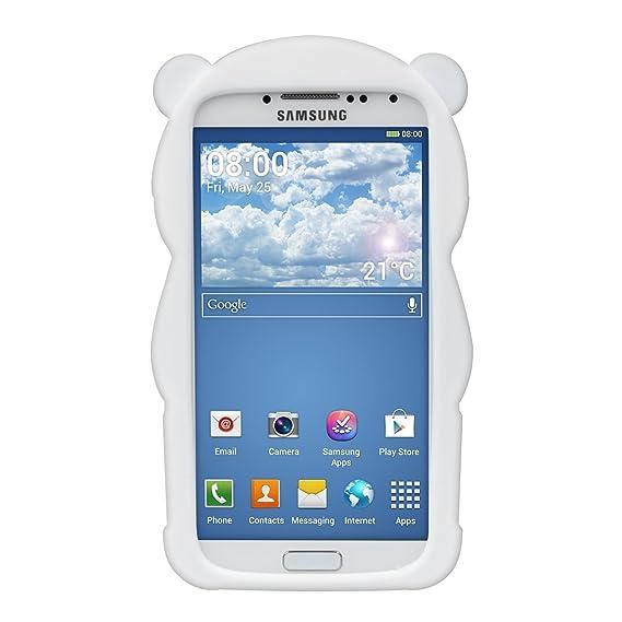 Amazon.com: kwmobile Funda de silicona diseño Panda Samsung ...