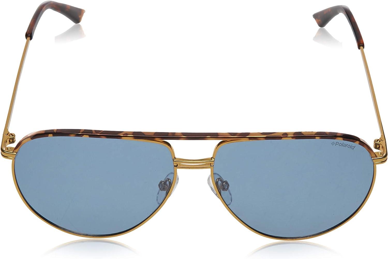 Polaroid lunettes de soleil Homme Gd Bluehv