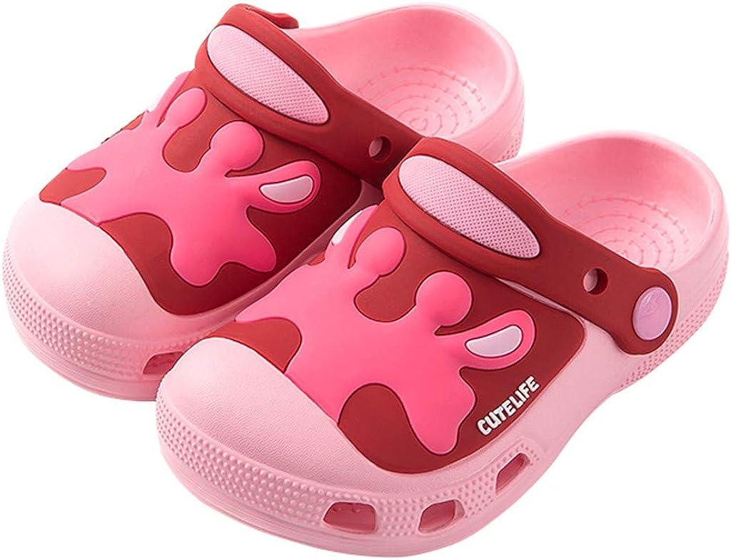 LINKIOM Baby Sandals Kids Cute Shoes Summer Premium Cartoon Sandals Children Caterpillar Non-Slip Beach Slipper