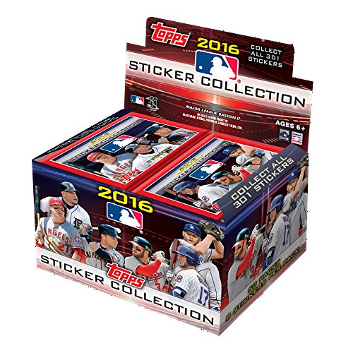 Topps Sticker Collection Refill Small
