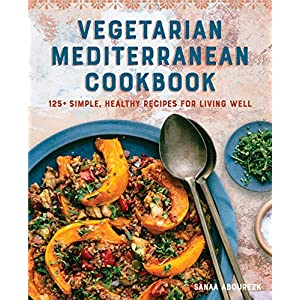 Vegetarian Mediterranean Cookbook