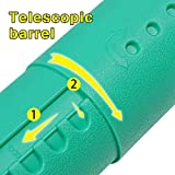 Document Storage Tube, DEWEL Plastic Expandable
