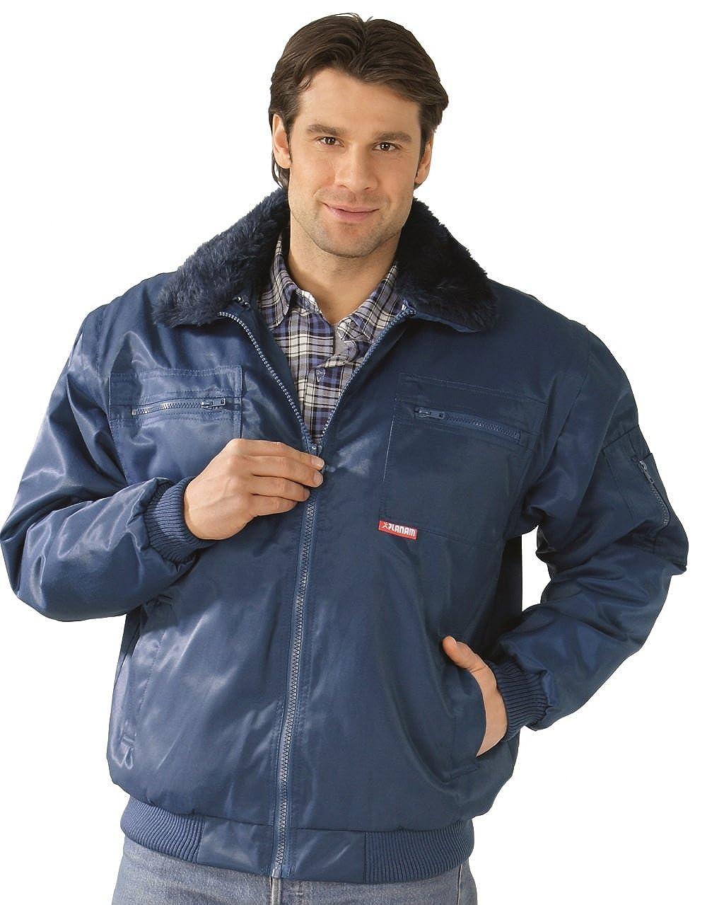 auch /Übergr/ö/ßen in vielen Farben Planam 0358 Gletscher Comfort Jacke