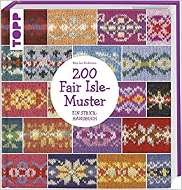 200 fair isle muster imported by yulo inc 9783772467882 amazoncom books - Fair Isle Muster