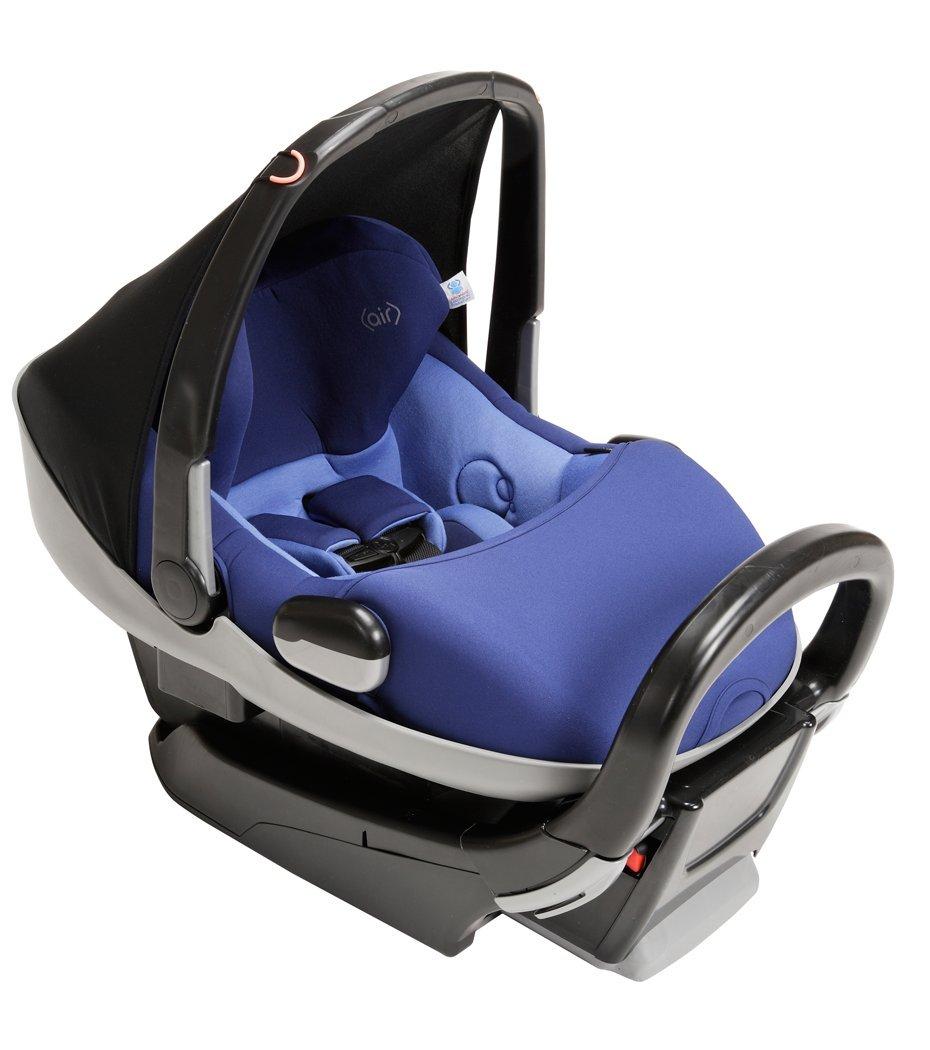 Amazon.com : Maxi-Cosi Prezi Infant Car Seat, Reliant Blue : Rear ...