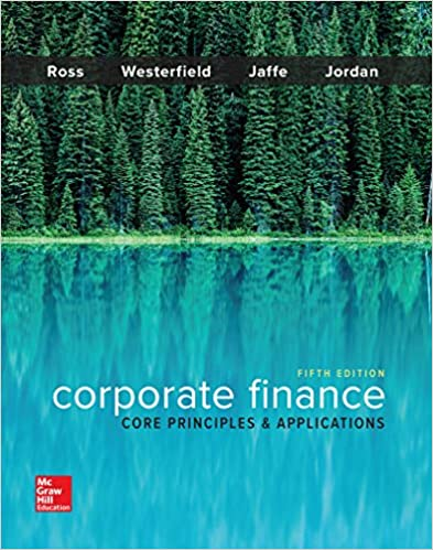 Corporate Finance: Core Principles and Applications (Mcgraw-hill