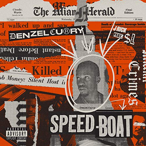 SPEEDBOAT [Explicit] (J Rick Remix)